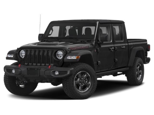 2021 Jeep Gladiator Rubicon Rubicon 4x4 Regular Unleaded V-6 3.6 L/220 [0]