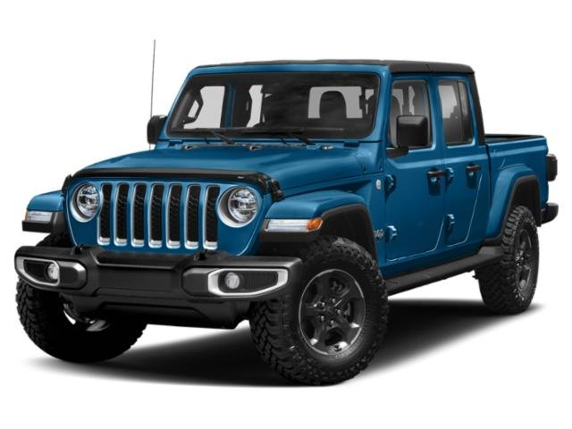 2021 Jeep Gladiator Overland Overland 4x4 Regular Unleaded V-6 3.6 L/220 [16]