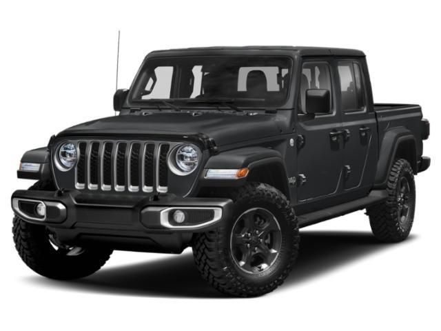 2021 Jeep Gladiator Overland Overland 4x4 Regular Unleaded V-6 3.6 L/220 [18]