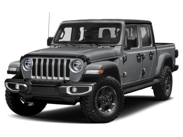 2021 Jeep Gladiator High Altitude High Altitude 4x4 Regular Unleaded V-6 3.6 L/220 [8]