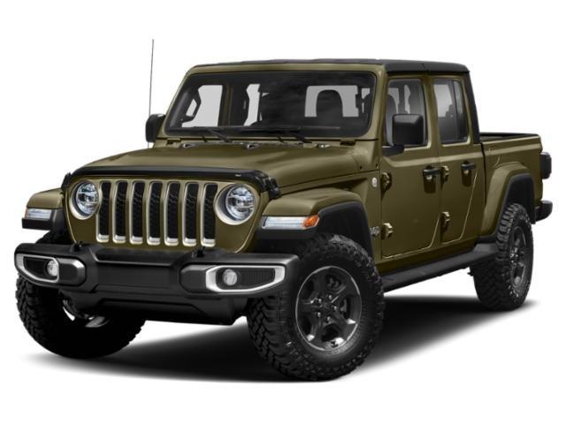 2021 Jeep Gladiator Overland Overland 4x4 Regular Unleaded V-6 3.6 L/220 [17]