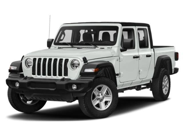 2021 Jeep Gladiator 80th Anniversary 80th Anniversary 4x4 Regular Unleaded V-6 3.6 L/220 [0]