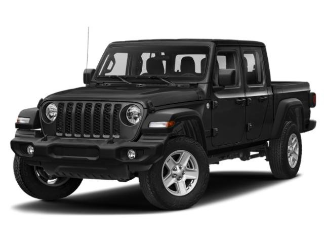 2021 Jeep Gladiator 80th Anniversary 80th Anniversary 4x4 Regular Unleaded V-6 3.6 L/220 [4]