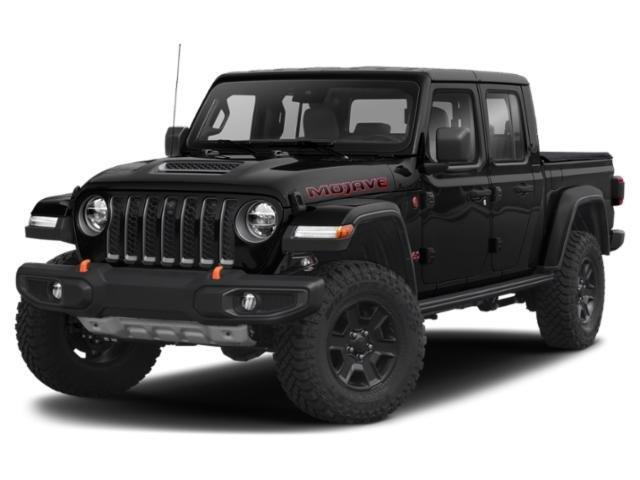 2021 Jeep Gladiator Mojave Mojave 4x4 Regular Unleaded V-6 3.6 L/220 [2]