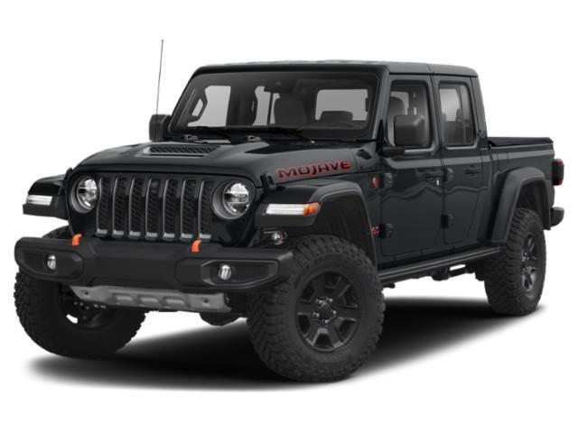 2021 Jeep Gladiator Mojave Mojave 4x4 Regular Unleaded V-6 3.6 L/220 [17]