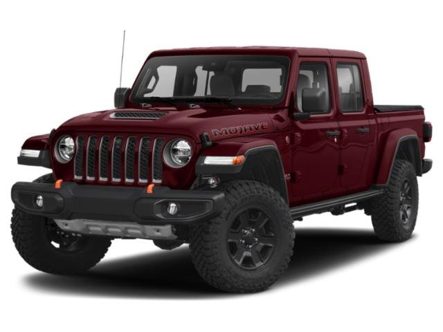 2021 Jeep Gladiator Mojave Mojave 4x4 Regular Unleaded V-6 3.6 L/220 [16]