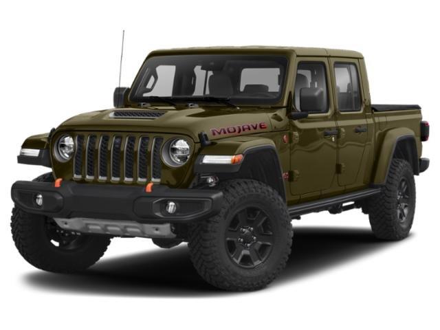2021 Jeep Gladiator Mojave Mojave 4x4 Regular Unleaded V-6 3.6 L/220 [8]