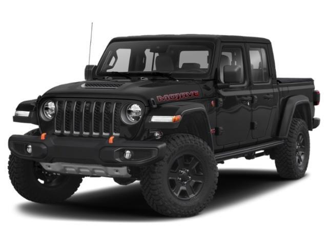 2021 Jeep Gladiator Mojave Mojave 4x4 Regular Unleaded V-6 3.6 L/220 [5]