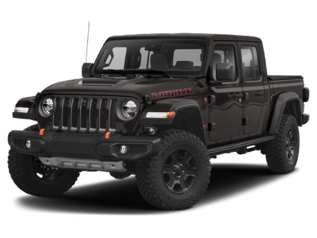 2021 Jeep Gladiator Mojave Mojave 4x4 Regular Unleaded V-6 3.6 L/220 [7]