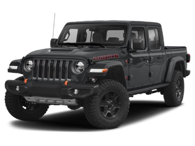 2021 Jeep Gladiator Mojave Mojave 4x4 Regular Unleaded V-6 3.6 L/220 [4]