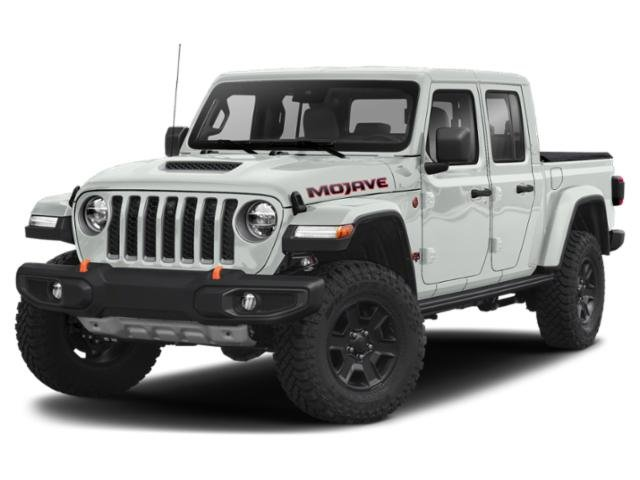 2021 Jeep Gladiator Mojave Mojave 4x4 Regular Unleaded V-6 3.6 L/220 [11]