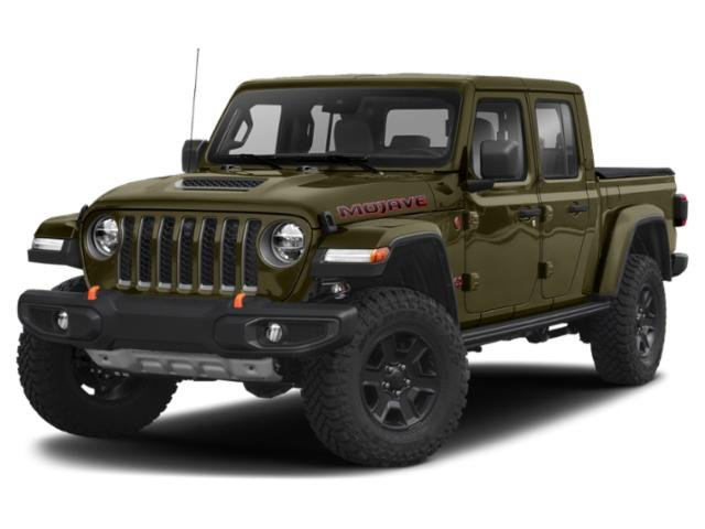 2021 Jeep Gladiator Mojave Mojave 4x4 Regular Unleaded V-6 3.6 L/220 [18]