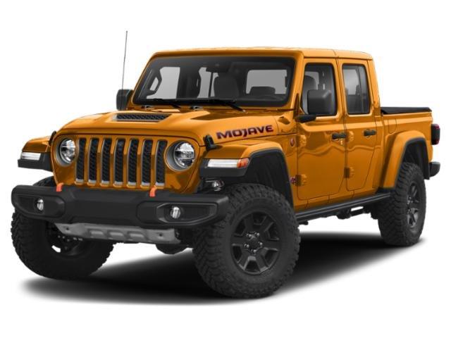 2021 Jeep Gladiator Rubicon Rubicon 4x4 Regular Unleaded V-6 3.6 L/220 [12]