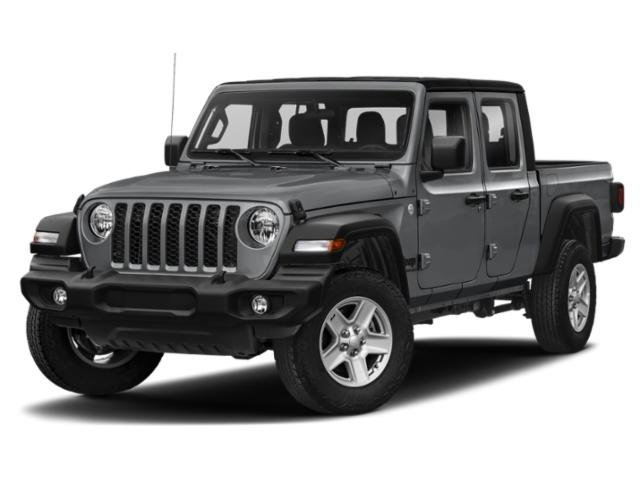 2021 Jeep Gladiator Willys Willys 4x4 Regular Unleaded V-6 3.6 L/220 [10]