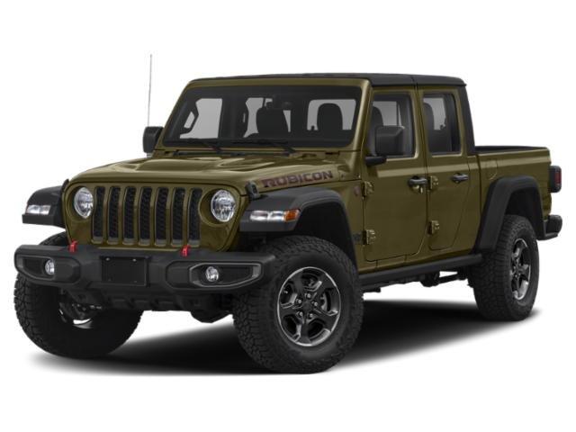 2021 Jeep Gladiator Rubicon Rubicon 4x4 Regular Unleaded V-6 3.6 L/220 [18]