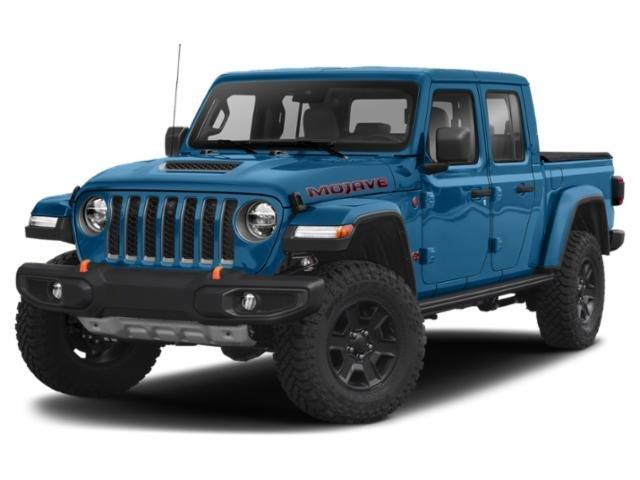 2021 Jeep Gladiator Mojave Mojave 4x4 Regular Unleaded V-6 3.6 L/220 [18]