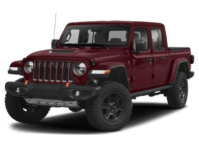 2021 Jeep Gladiator Mojave Mojave 4x4 Regular Unleaded V-6 3.6 L/220 [0]