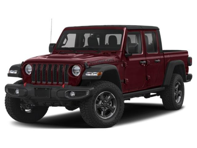 2021 Jeep Gladiator Rubicon Rubicon 4x4 Regular Unleaded V-6 3.6 L/220 [3]