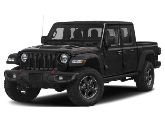 2021 Jeep Gladiator Rubicon Rubicon 4x4 Regular Unleaded V-6 3.6 L/220 [18]