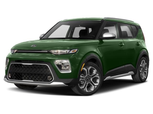 2021 Kia Soul X-Line X-Line IVT Regular Unleaded I-4 2.0 L/122 [21]