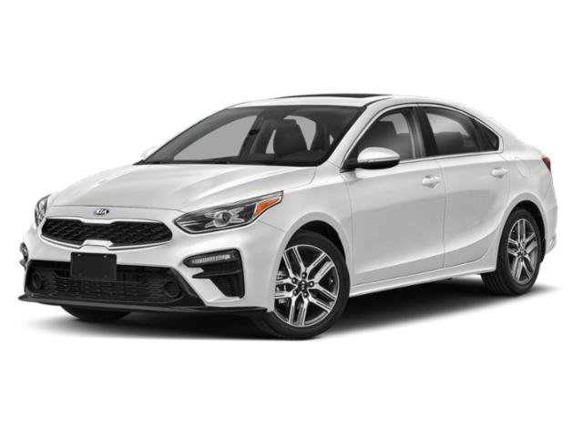 2021 Kia Forte EX EX IVT Regular Unleaded I-4 2.0 L/122 [2]