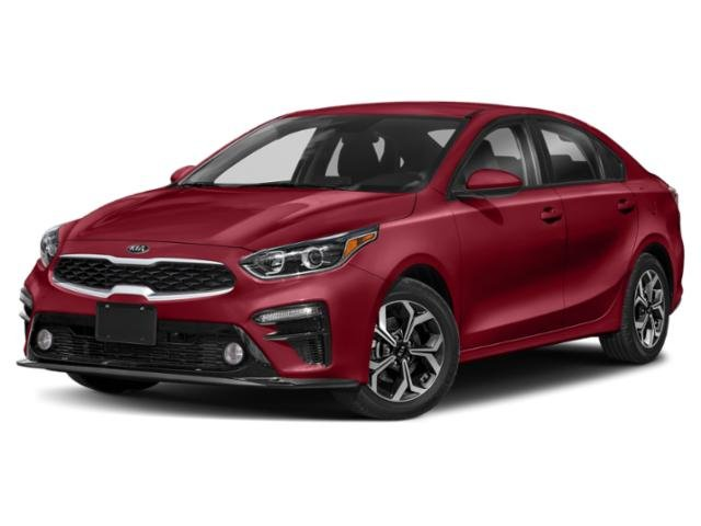 2021 Kia Forte LXS LXS IVT Regular Unleaded I-4 2.0 L/122 [32]