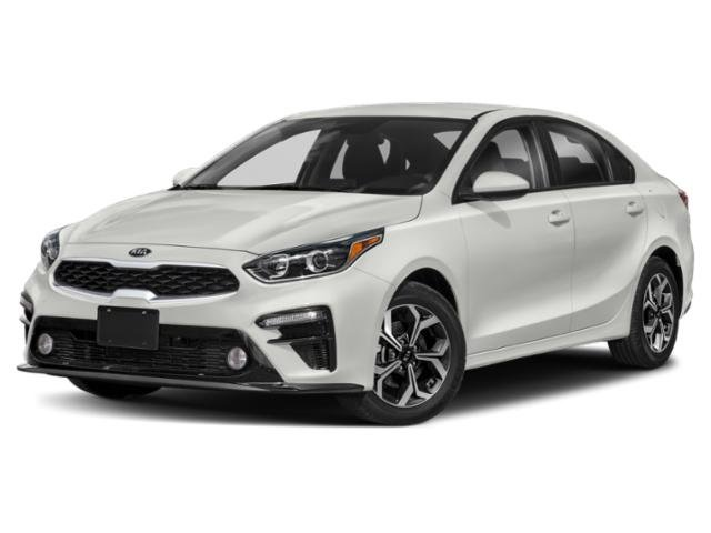 2021 Kia Forte LXS LXS IVT Regular Unleaded I-4 2.0 L/122 [26]