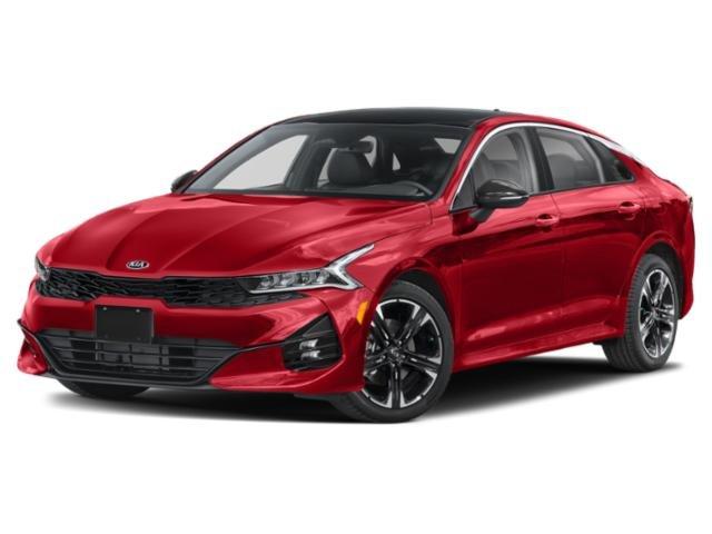 2021 Kia K5 GT-Line GT-Line Auto FWD Intercooled Turbo Regular Unleaded I-4 1.6 L/98 [45]