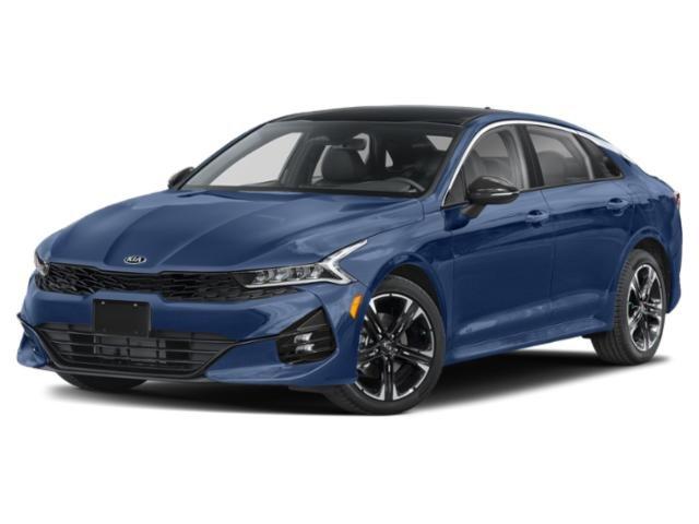 2021 Kia K5 GT-Line GT-Line Auto FWD Intercooled Turbo Regular Unleaded I-4 1.6 L/98 [4]
