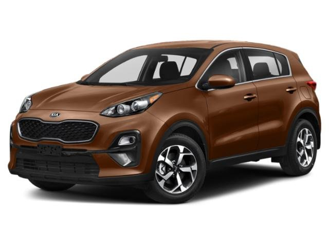 New 2021 KIA Sportage in Augusta, GA