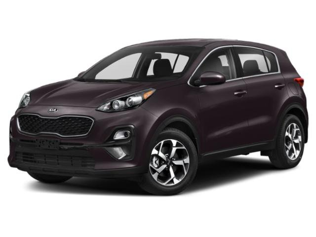 2021 Kia Sportage S AWD S AWD Regular Unleaded I-4 2.4 L/144 [0]