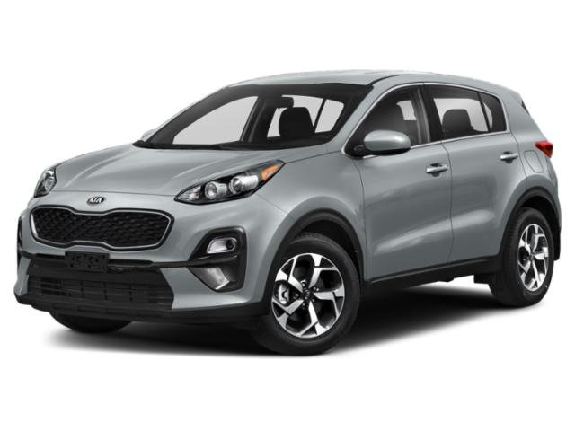 2021 Kia Sportage LX LX FWD Regular Unleaded I-4 2.4 L/144 [11]