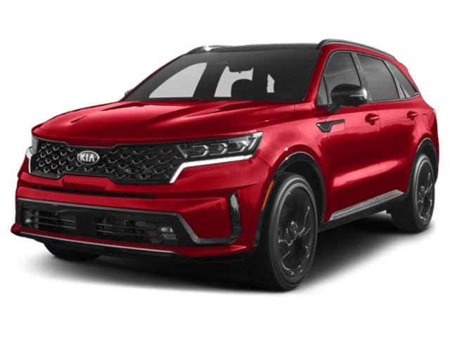 2021 Kia Sorento EX AWD EX AWD Intercooled Turbo Regular Unleaded I-4 2.5 L/152 [13]