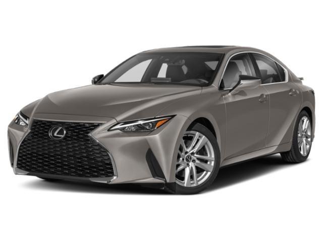2021 Lexus IS IS 300 IS 300 RWD Intercooled Turbo Premium Unleaded I-4 2.0 L/122 [9]
