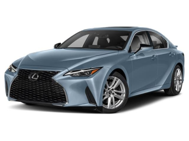 2021 Lexus IS IS 300 IS 300 RWD Intercooled Turbo Premium Unleaded I-4 2.0 L/122 [8]