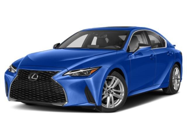 2021 Lexus IS IS 300 IS 300 RWD Intercooled Turbo Premium Unleaded I-4 2.0 L/122 [10]