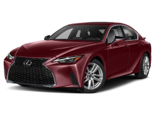 2021 Lexus IS IS 300 IS 300 RWD Intercooled Turbo Premium Unleaded I-4 2.0 L/122 [12]