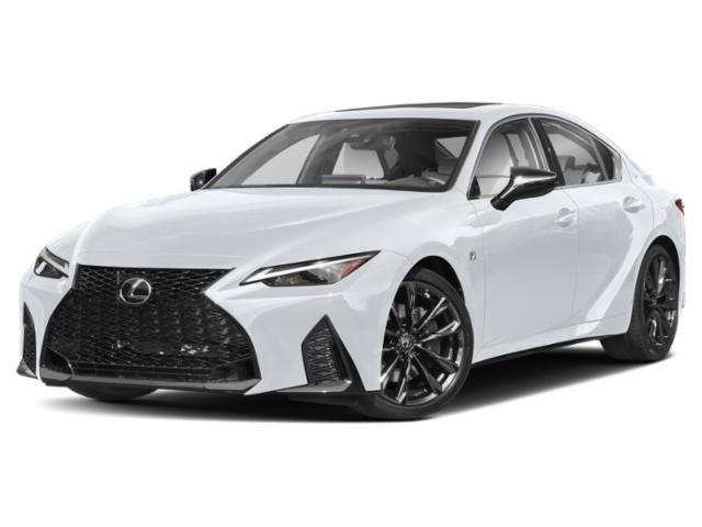 2021 Lexus IS IS 350 F SPORT IS 350 F SPORT RWD Premium Unleaded V-6 3.5 L/211 [12]