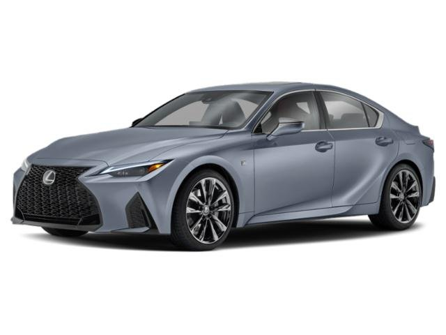 2021 Lexus IS IS 350 F SPORT IS 350 F SPORT RWD Premium Unleaded V-6 3.5 L/211 [25]