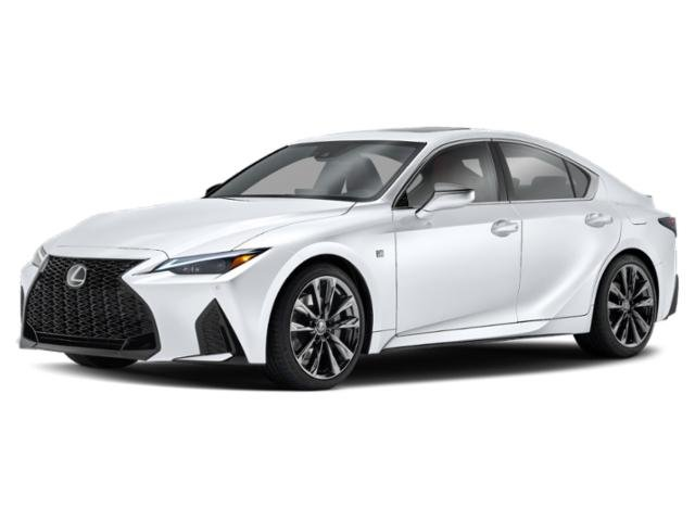 2021 Lexus IS IS 350 F SPORT IS 350 F SPORT RWD Premium Unleaded V-6 3.5 L/211 [23]