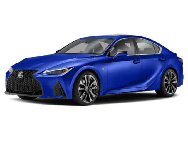 2021 Lexus IS IS 350 F SPORT IS 350 F SPORT RWD Premium Unleaded V-6 3.5 L/211 [21]