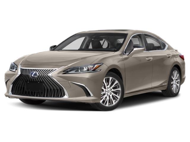 2021 Lexus ES ES 300h ES 300h FWD Gas/Electric I-4 2.5 L/152 [25]