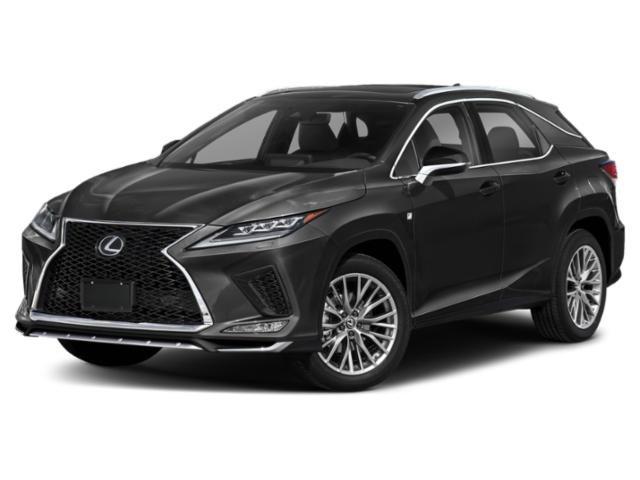 2021 Lexus RX RX 350 F SPORT Handling RX 350 F SPORT Handling AWD Regular Unleaded V-6 3.5 L/211 [27]