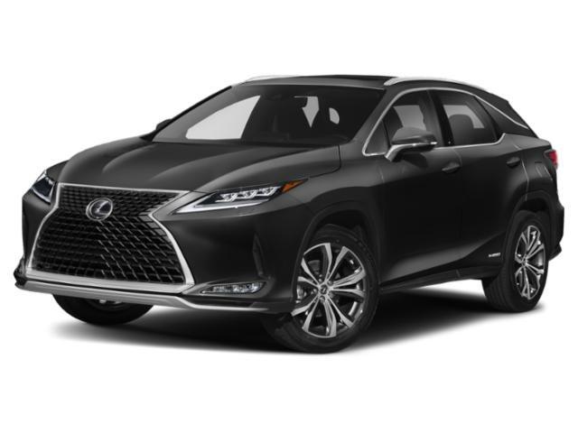 2021 Lexus RX RX 450h RX 450h AWD Gas/Electric V-6 3.5 L/211 [28]