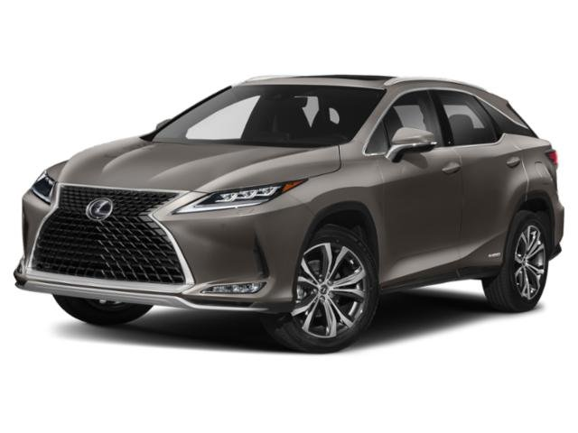 2021 Lexus RX RX 450h RX 450h AWD Gas/Electric V-6 3.5 L/211 [29]