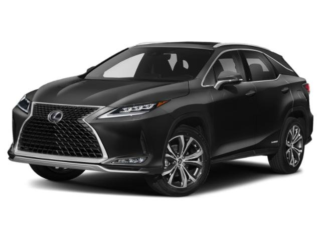 2021 Lexus RX RX 450h RX 450h AWD Gas/Electric V-6 3.5 L/211 [23]