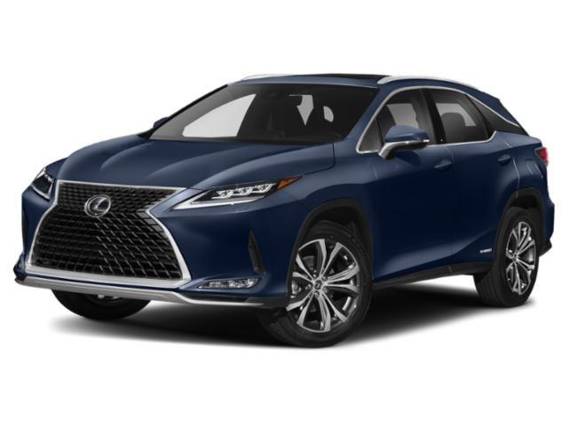 2021 Lexus RX RX 450h RX 450h AWD Gas/Electric V-6 3.5 L/211 [16]