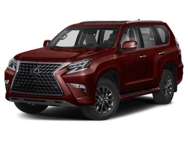 2021 Lexus GX GX 460 Premium GX 460 Premium 4WD Premium Unleaded V-8 4.6 L/281 [9]