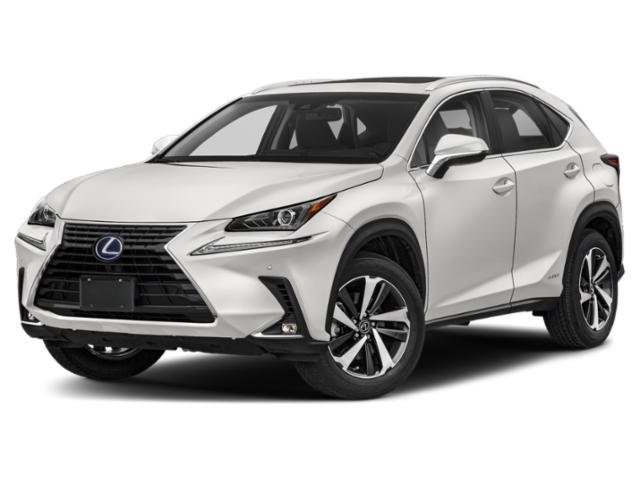 2021 Lexus NX NX 300h NX 300h AWD Gas/Electric I-4 2.5 L/152 [10]