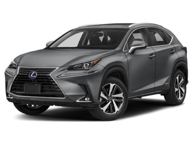 2021 Lexus NX NX 300h NX 300h AWD Gas/Electric I-4 2.5 L/152 [23]